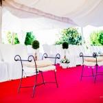 Ceremonia civíl al aire libre con posibilidad de carpa en Casona da Torre Vigo Redondela