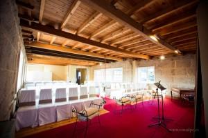 Instalaciones en Casona da Torre Vigo Redondela