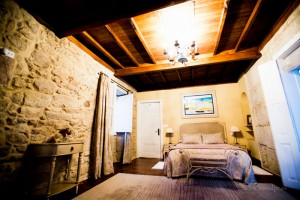 Suite para Noche de boda en Casona da Torre