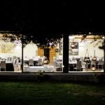 Instalaciones Casona da Torre para bodas y eventos . Espectacular salón.